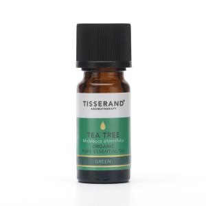 Tea Tree Organic Pure Essential Oil 9ml