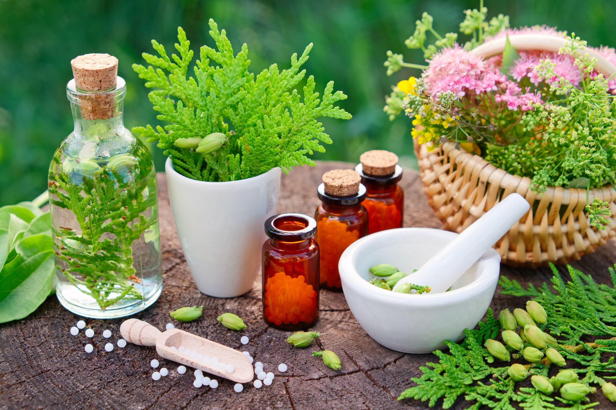 Homoeopathic Mix Remedy