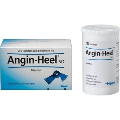 Angin-Heel 50 tablets