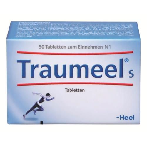 Heel Traumeel S Tablets 50