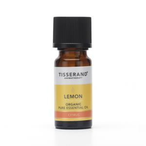 Lemon Organic Pure Essential Oil 9ml