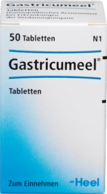 Heel Gastricumeel 50 Tablets