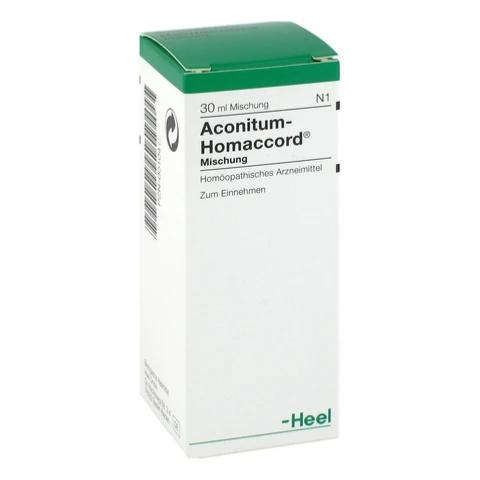 Heel Aconitum Homaccord 30ml dropper