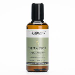 SWEET ALMOND ETHICALLY HARVESTED PURE BLENDING OIL 100ML