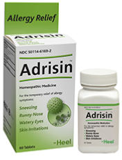 Heel Adrisin Tablets