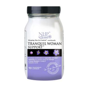 NHP Tranquil Woman Support 90 Capsules