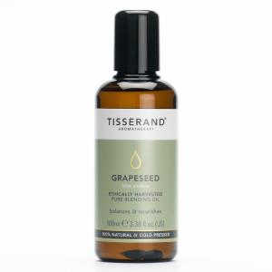 GRAPESEED ETHICALLY HARVESTED PURE BLENDING OIL 100ML