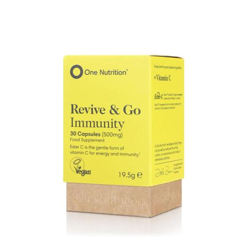Revive and Go Immunity 30 Capsules